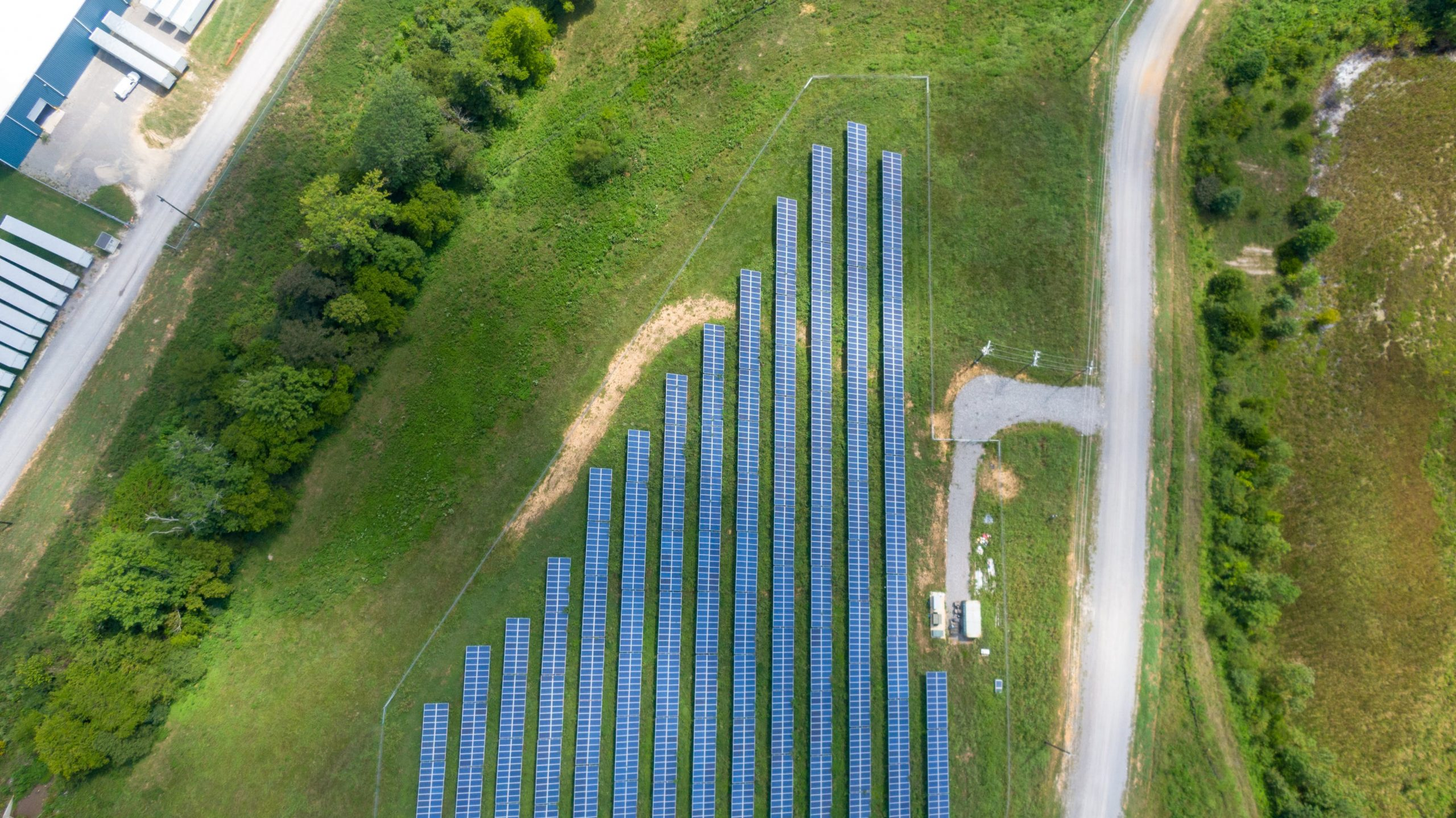Renta de paneles solares para negocio