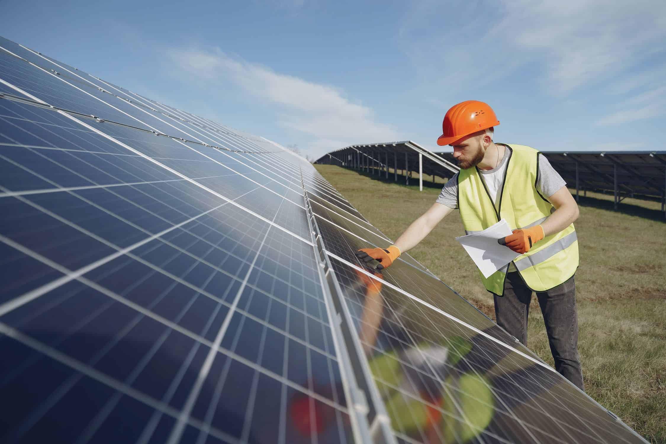 Soluciones de energía renovable
