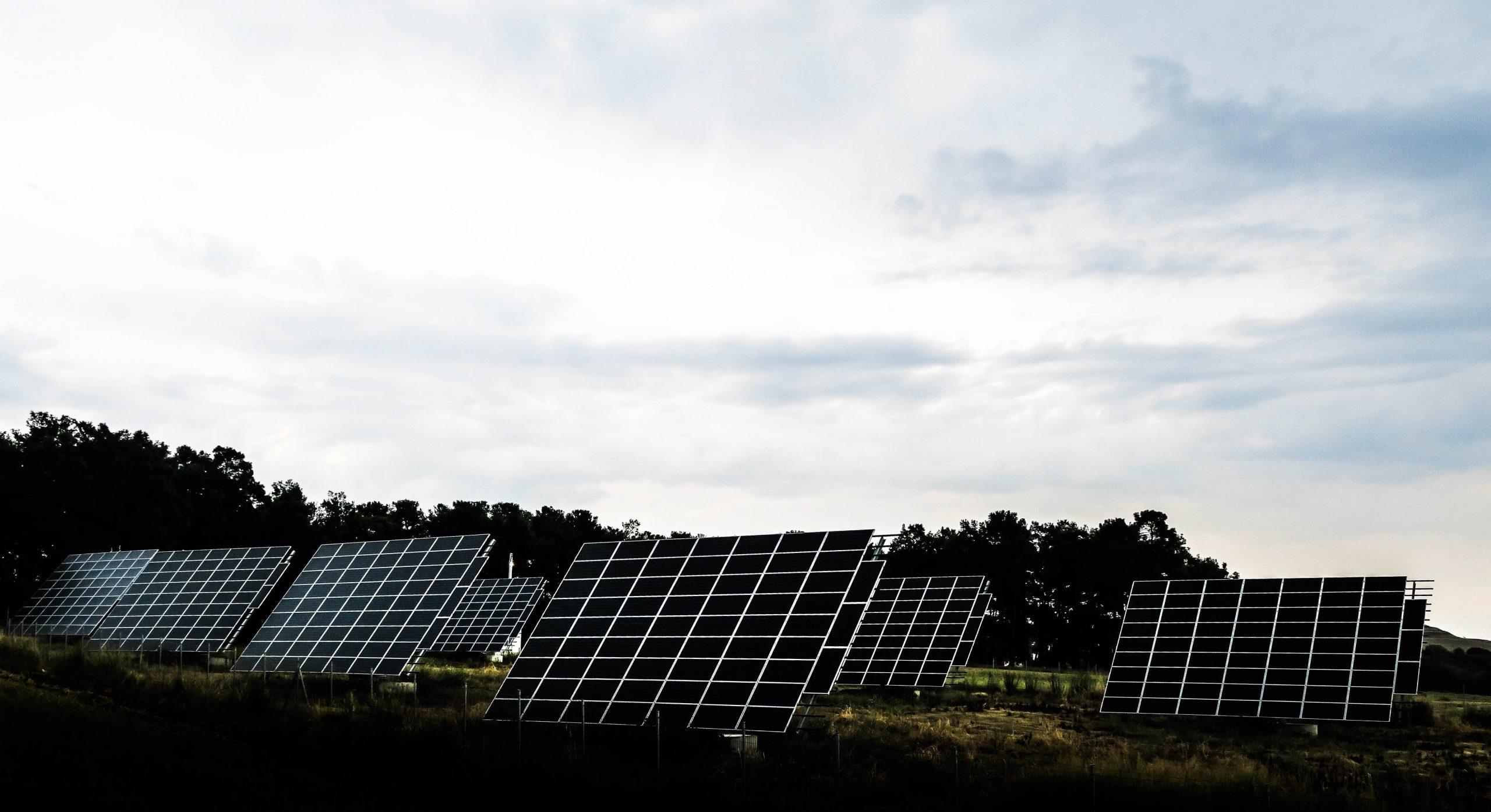 Paneles solares para pymes