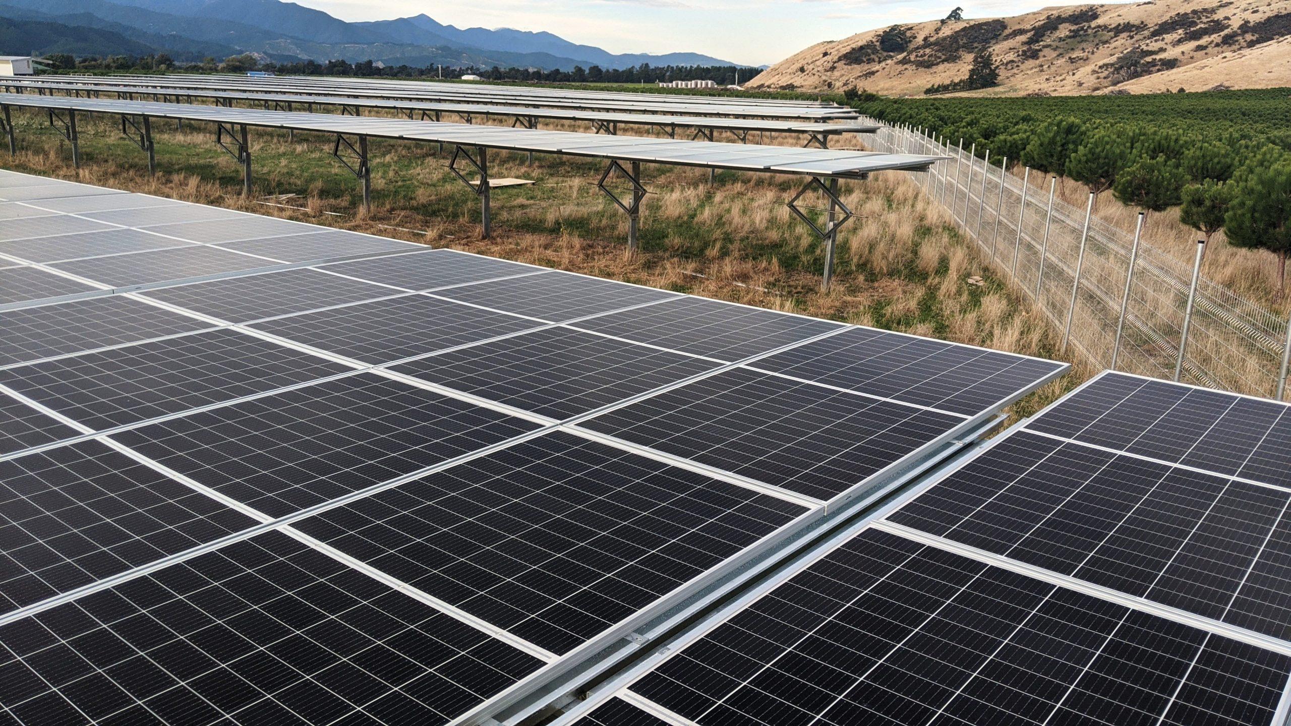 paneles solares CFE