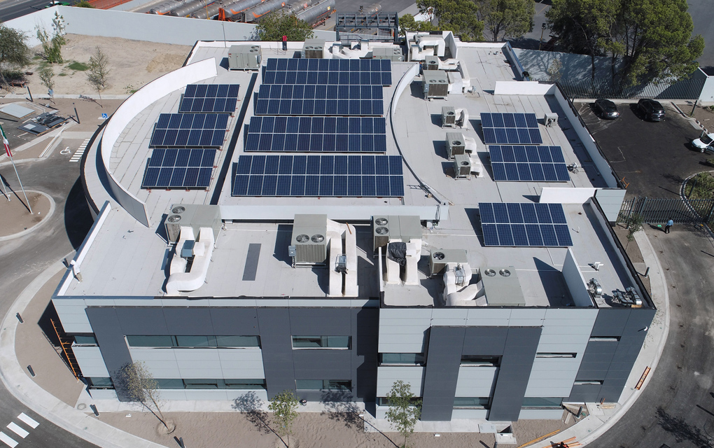 empresas que utilizan paneles solares México