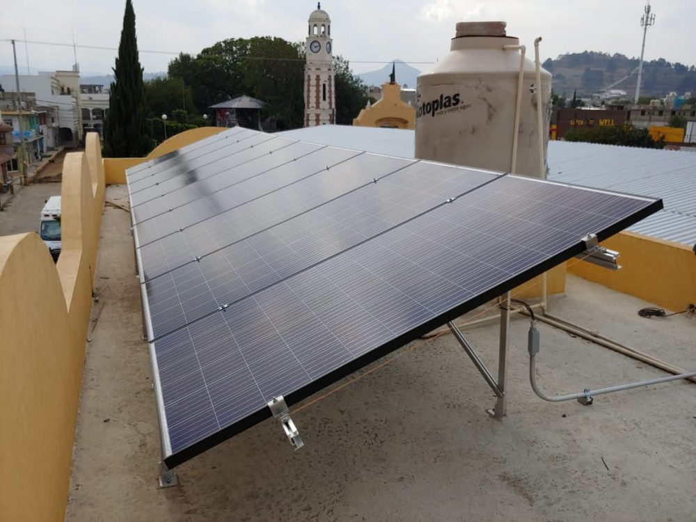 certificaciones paneles solares