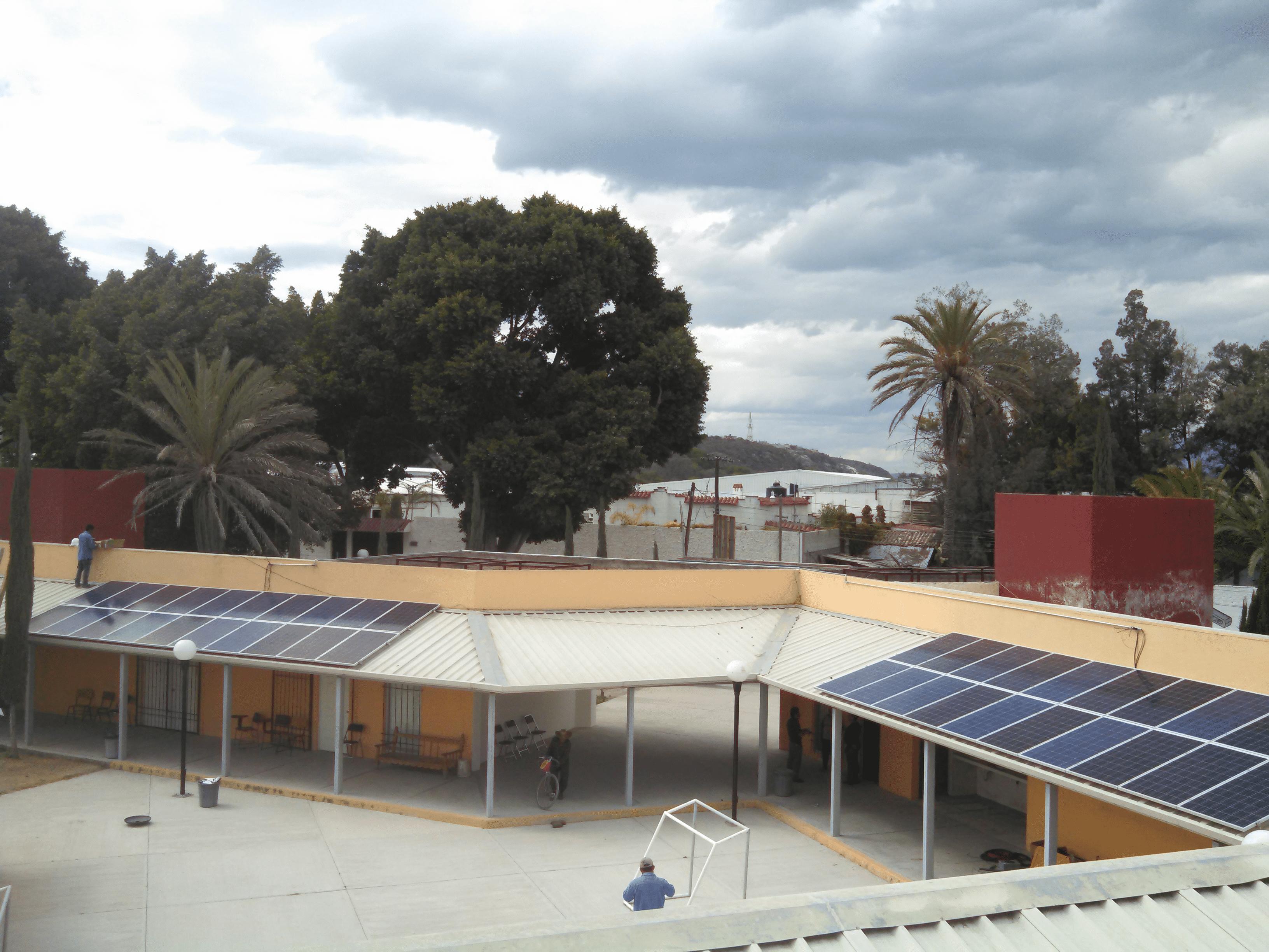 legal paneles solares México