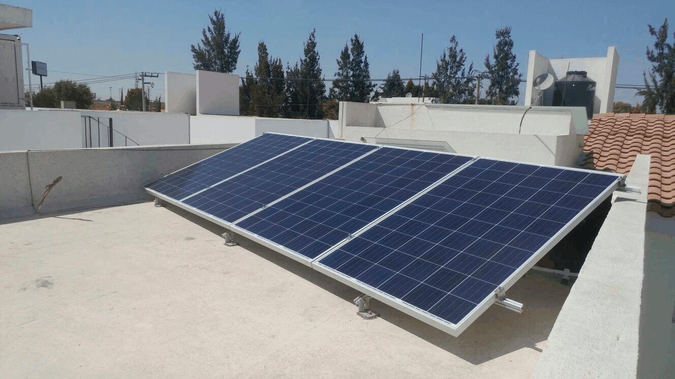 paneles solares sin inversión