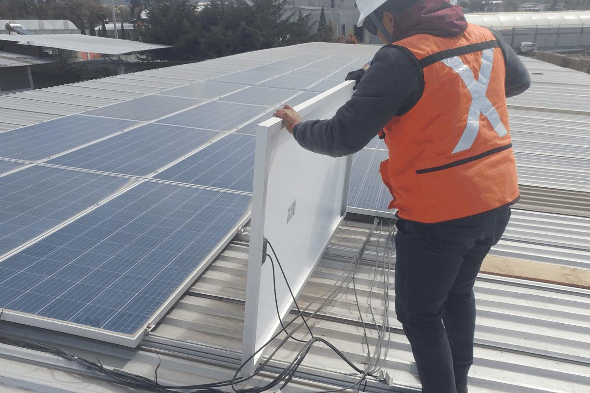 Energía solar sin inversión